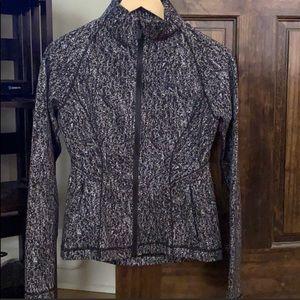 Lululemon Lightly Luon Suited Jacquard Jacket
